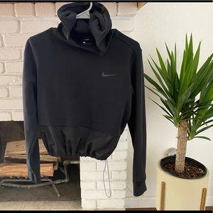 Nike crop hoodie.